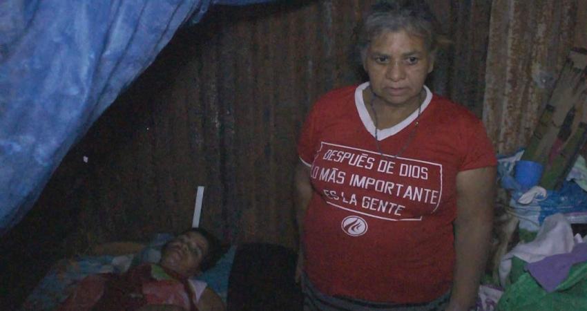 Madre desesperada por ayuda para su hija con problemas mentales en Estelí