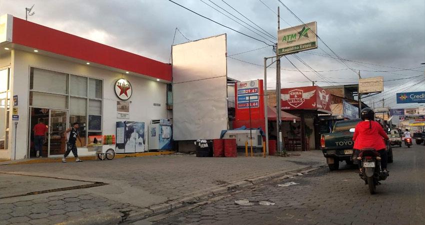 Ley de rótulos en Nicaragua