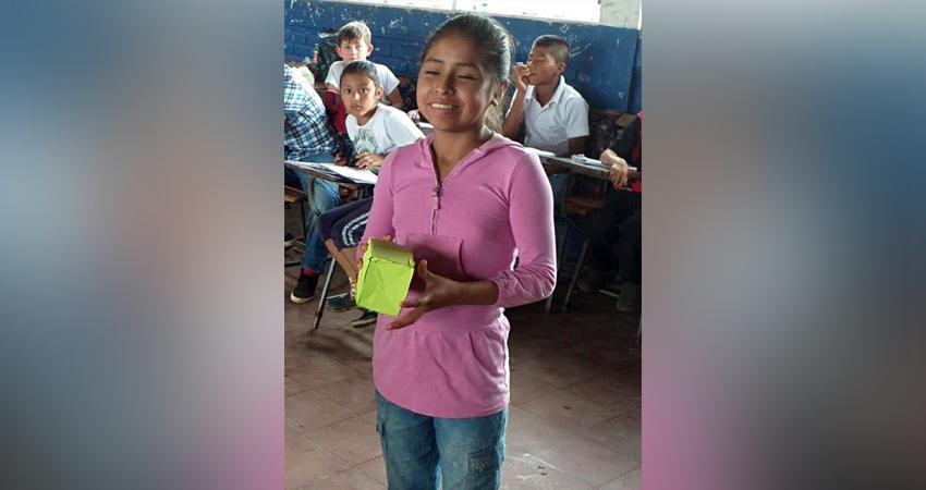 Los familiares de la adolescente de 12 años temen que haya sido secuestrada.