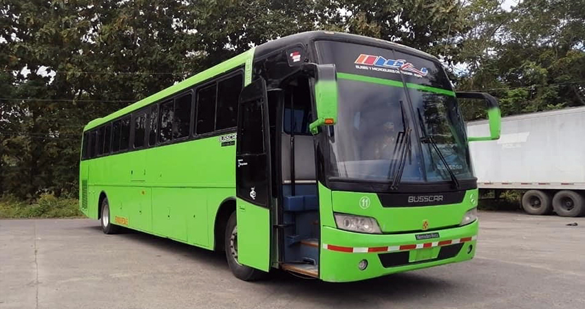 Toda persona mayor de 75 años que aborde cualquiera de las tres unidades del Transporte Segoviano viajará gratis. La iniciativa es aplaudida por los usuarios que viajan desde Jalapa hacia Estelí y Managua.