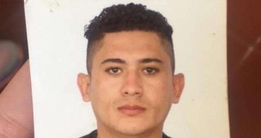 Luder José Trujillo, de 28 años. Foto: Cortesía