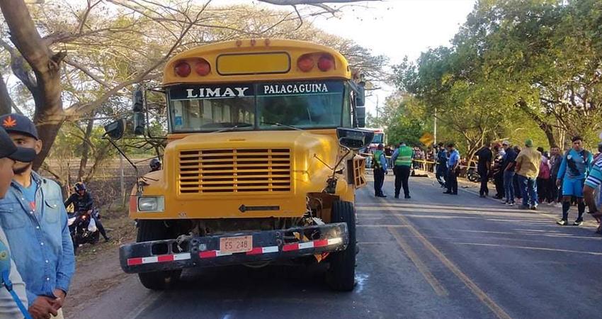 La tragedia ocurrió al norte de Estelí. Foto: Juan Fco. Dávila/Radio ABC Stereo