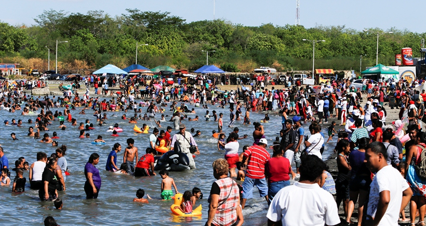 Según el Intur, 2,4 millones de personas visitaron los sitios turísticos.