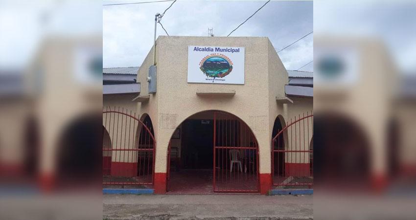 Alcaldía de Wiwilí. Foto: Cortesía