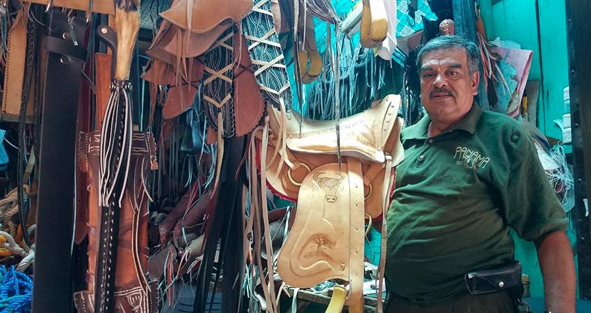 Fernando García manifestó que esta es la situación de ventas más difícil que ha vivido. Foto: Roberto Mora/Radio ABC Stereo