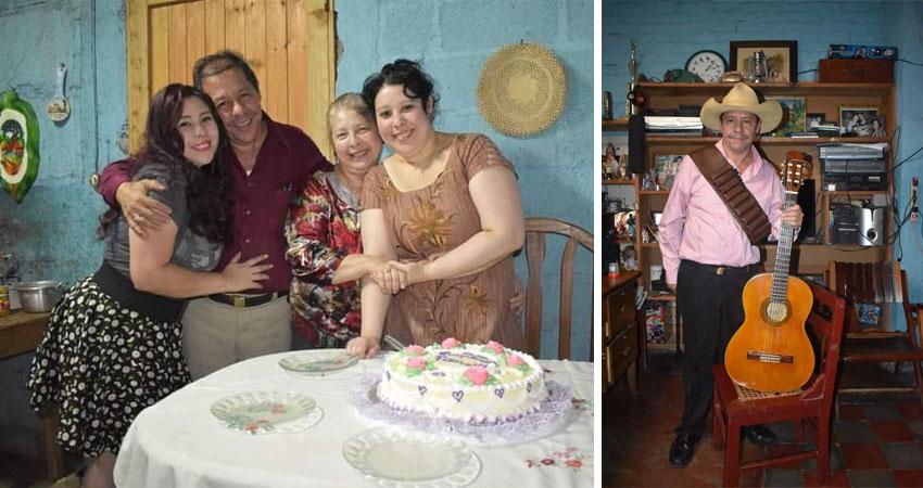 Don Lautaro Ruíz se encuentra muy delicado de salud. Foto: Cortesía/Radio ABC Stereo