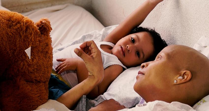 Hyman es madre de una niña de dos años de edad. Foto: Cortesía/Radio ABC Stereo