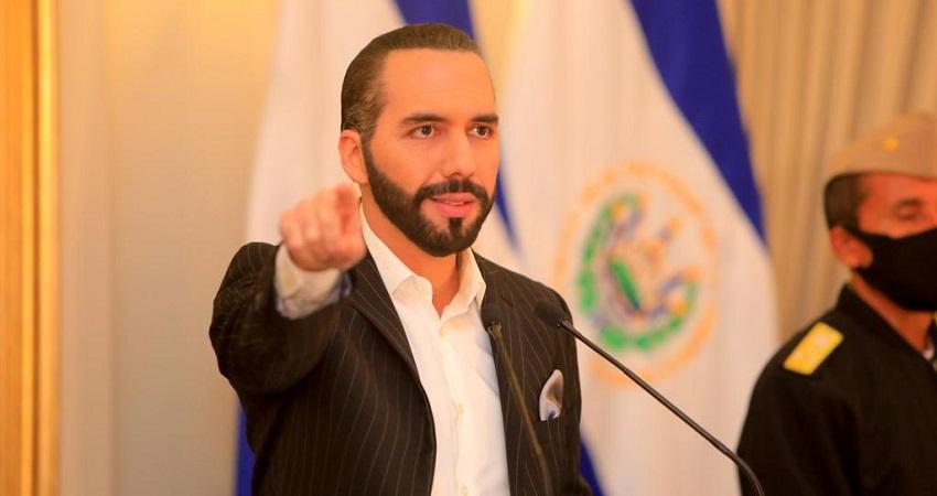 Nayib Bukele, presidente salvadoreño. Foto: Cortesía