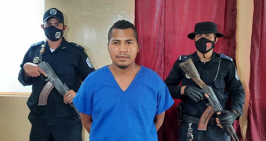 Francisco Javier Cruz Sánchez, presunto homicida. Foto: Facebook/Radio Sandino