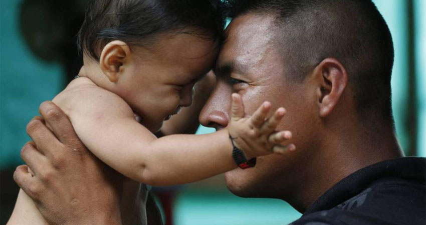 En Nicaragua, el Día del Padre es celebrado el 23 de junio. Foto de referencia.