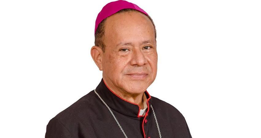 Monseñor Abelardo Mata, obispo de la Diócesis de Estelí. Foto: Cortesía/CEN