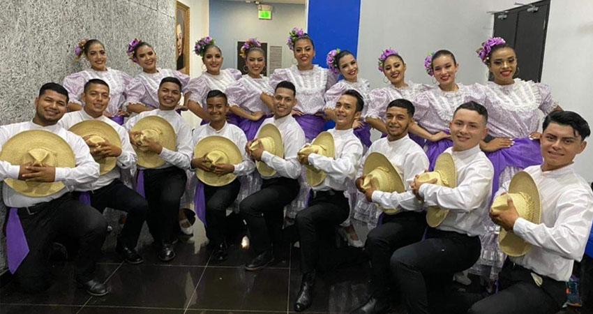 Ballet Flor de Pino. Foto: Cortesía/Radio ABC Stereo