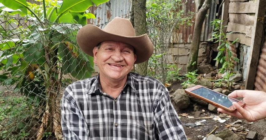 Frank Gadea sigue los pasos de su tío. Foto: José Enrique Ortega/Radio ABC Stereo