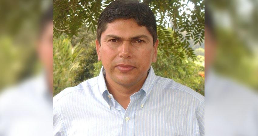 Gilberto Rugama, docente y periodista. Foto: Cortesía/Radio ABC Stereo