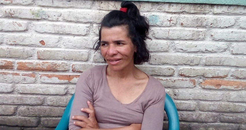 Buscan a familiares de mujer con problemas mentales que llegó a comunidad jinotegana