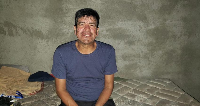 Anhela reencontrarse con su padre. Foto: José Enrique Ortega/Radio ABC Stereo
