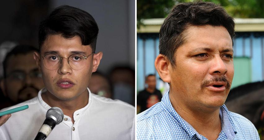 Entre los detenidos también están: Pedro Mena, Freddy Navas  y Max Jérez.