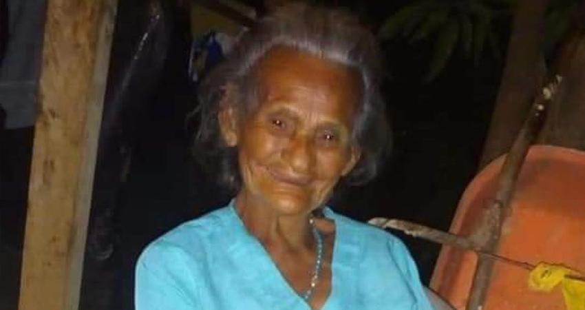 Doña María Antonia no pudo resistir y murió. Foto: Cortesía/Radio ABC Stereo