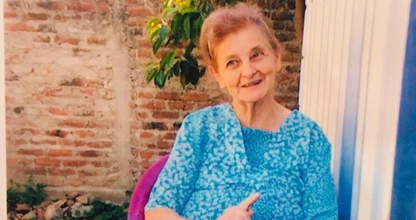 Doña María Luisa anhela ver a sus hijas otra vez. Foto: Cortesía/Radio ABC Stereo