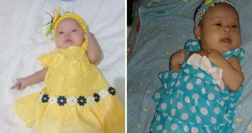 La pequeña María José necesita viajar a Colombia para su cirugía. Foto: Archivo/Radio ABC Stereo