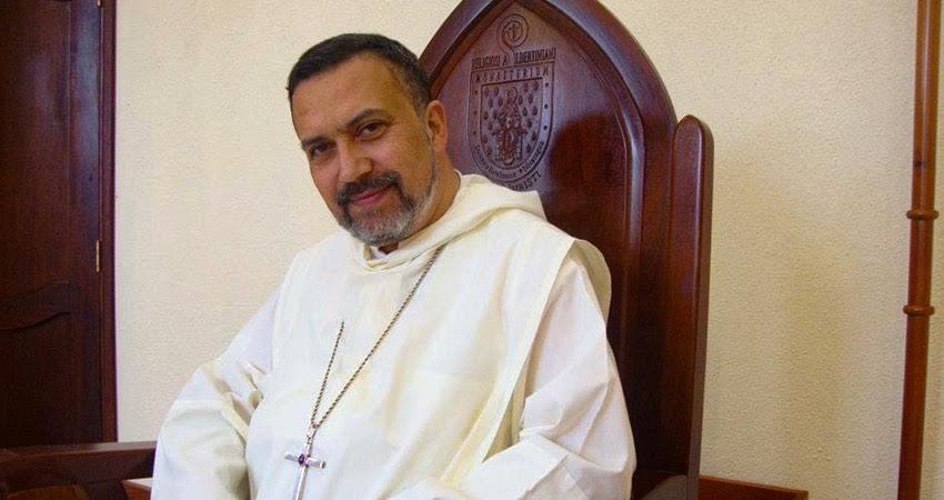 Padre Jaime Valdivia. Foto: Archivo/Radio ABC Stereo