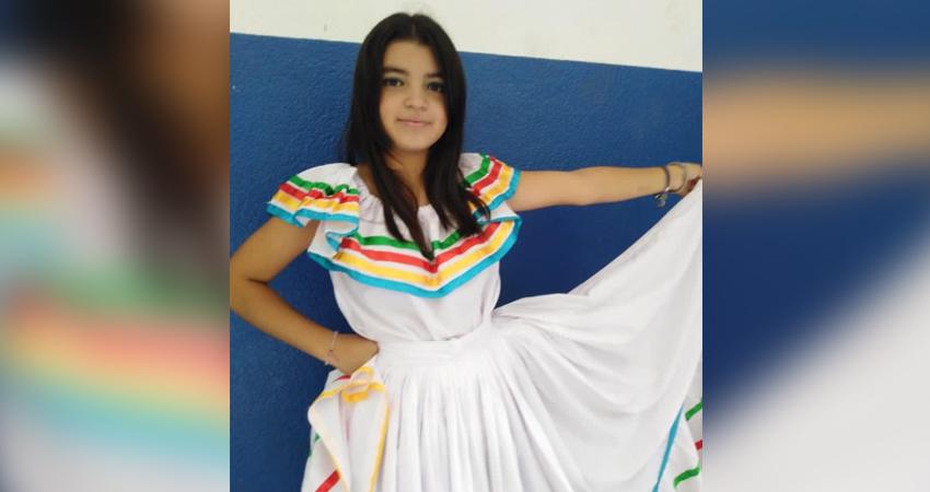 Menor desaparecida en Matagalpa. Foto: Cortesía/Radio ABC Stereo
