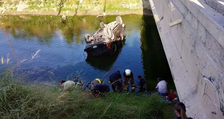 Entre los lesionados se encuentran dos niños de 7 y 10 años de edad. Foto: Cortesía.