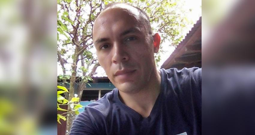 El fallecido Johan Gradiz. Foto: Cortesía