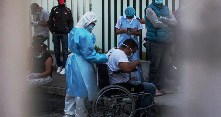 El país centroamericano sumó este jueves 88 nuevas defunciones, la cifra más alta en un solo día desde el inicio de la pandemia.