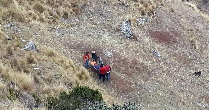 Los accidentes en las carreteras bolivianas causan cada año alrededor de 1.400 muertos y unos 40.000 heridos.
