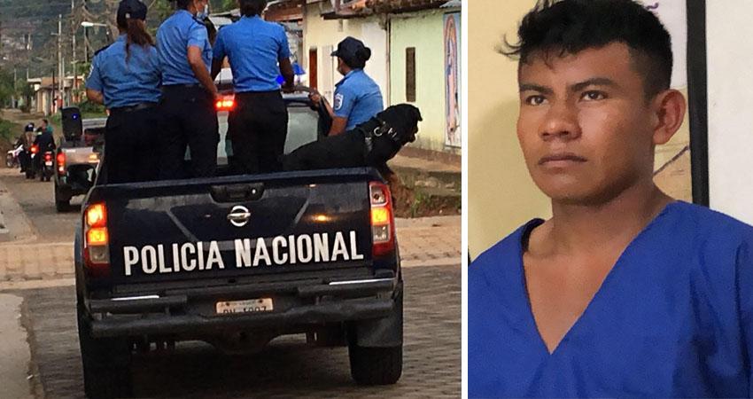 El hombre de 19 años discutió con la víctima y la golpeó hasta causarle la muerte. Después del crimen huyó pero fue capturado por la policía.
