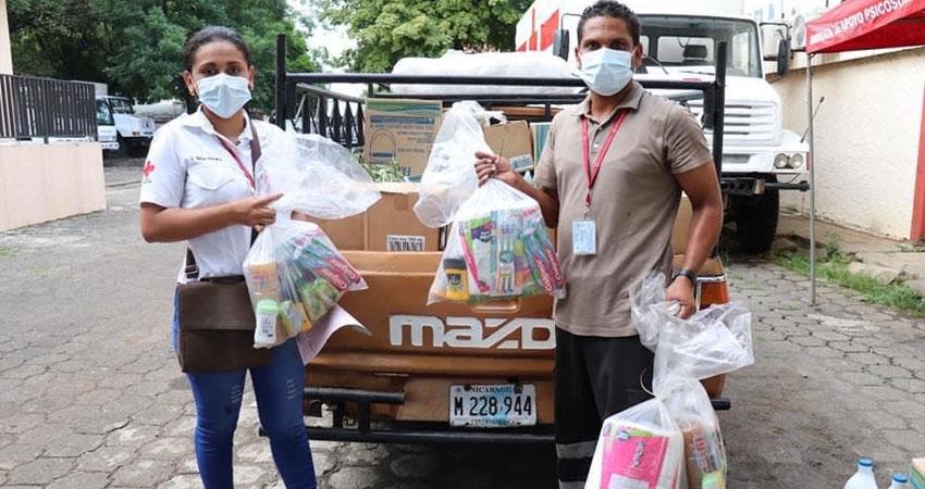 Varias filiales han recibido el donativo. Cortesía/Radio ABC Stereo