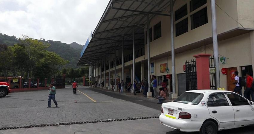 Terminal Sur de Jinotega. Foto de archivo/Cortesía