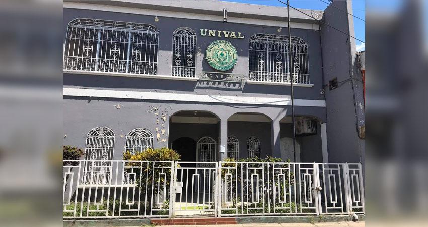 UNIVAL Recinto Estelí. Foto: Equipo Digital/Radio ABC Stereo