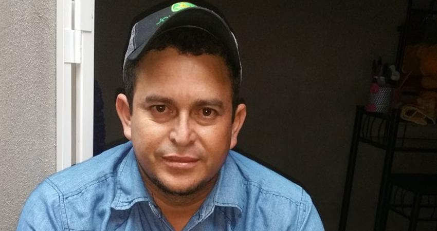 """Conocido cariñosamente como """"El Chele"""", Ariel Castrillo se destacó por ser un conductor amable y cordial con los pasajeros que abordaron los buses y taxis que manejó en la ciudad de Estelí."""