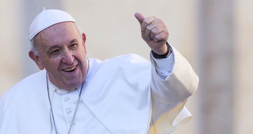 Papa Francisco. Foto: Cortesía
