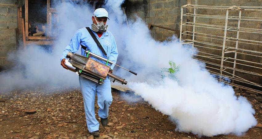 El dengue puede complicar la salud de una persona e incluso ocasionar su muerte. El año pasado varios menores de edad fallecieron por esta causa.