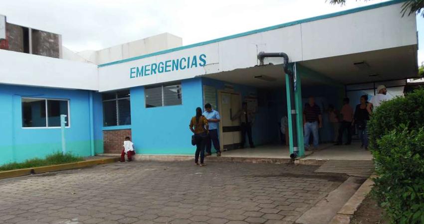 Pocas horas después de haber sido atropellado por un motociclista, el señor Cándido Martínez se rindió a la muerte en el hospital de Estelí.