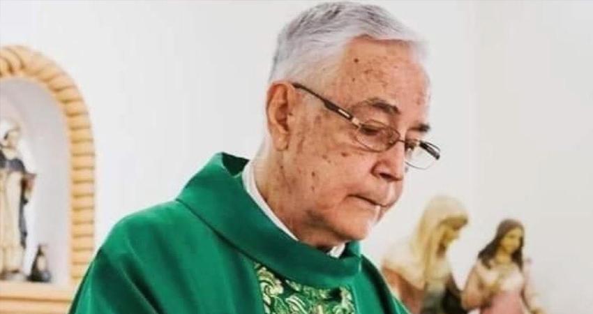 Una vida de vocación y servicio. El padre Julio López era tan sólo un joven de 25 años cuando llegó a la Diócesis de Estelí, desde entonces han transcurrido más de 50 años y hoy regresa a la Catedral Nuestra Señora del Rosario como Sacerdote Auxiliar.