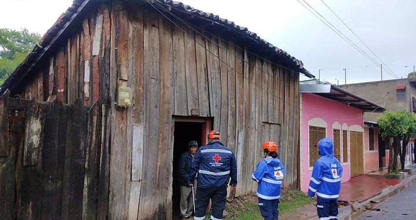 El inmueble pertenece a Marcial Membreño, uno de los fundadores del primer Cuerpo de Bomberos de Estelí.
