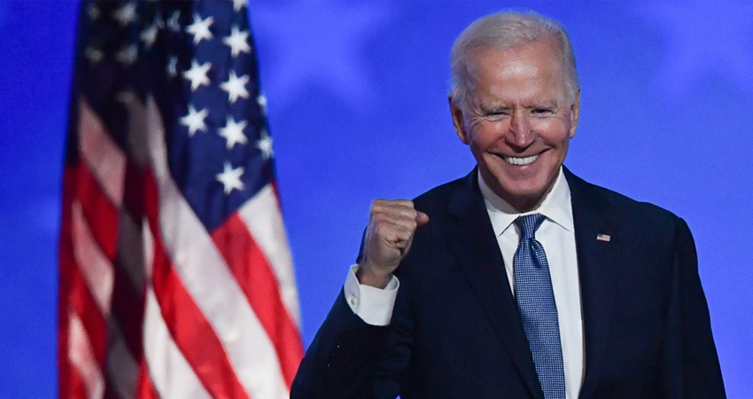 El candidato demócrata Joe Biden ha ganado las elecciones presidenciales en Estados Unidos al superar la barrera de los 270 votos electorales.