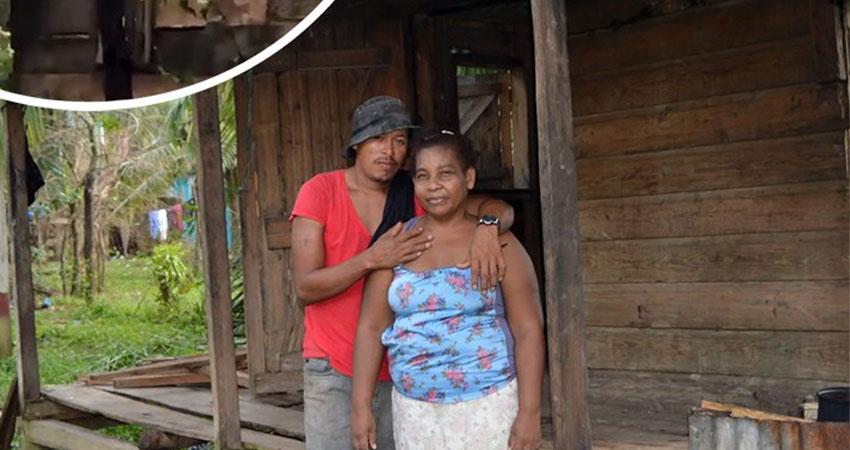 El huracán Eta dejó en Nicaragua una estela de destrucción que todavía no ha sido cuantificada por las autoridades.