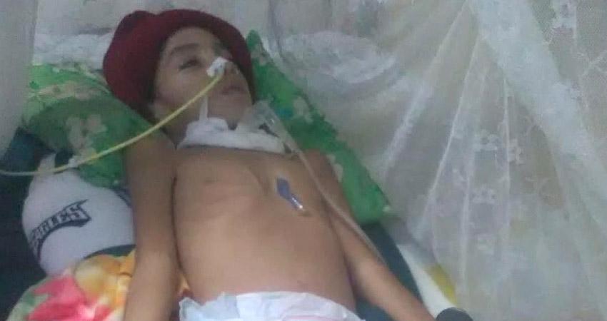 El pequeño lleva 5 meses hospitalizado. Foto: Cortesía/Radio ABC Stereo
